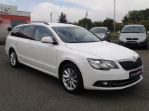 Škoda Superb 2,0 TDi 2014