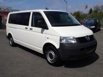 VW T5 2,5 TDi Long